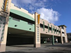 Kailua Town Parking